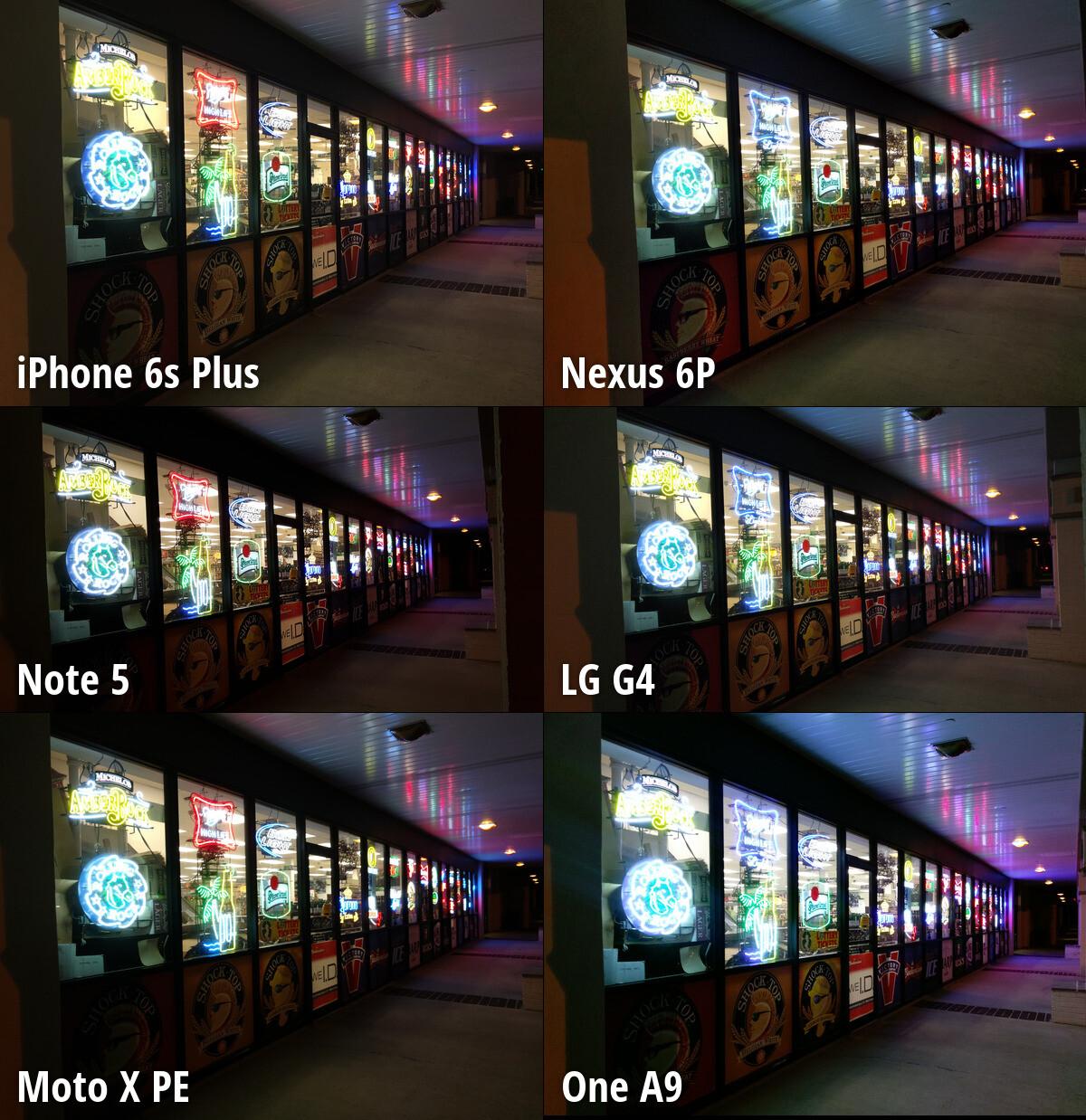 Best smartphone cameras compared: iPhone 6s Plus vs Nexus ...