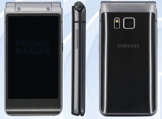 Samsung Galaxy Golden 3 with Android 5.1.1 Lollipop - Poll results: Would you buy a flip or slider phone with Android?