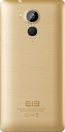 Monsters from Asia: the oddly-named Elephone Vowney with its $299 price tag and crazy specs
