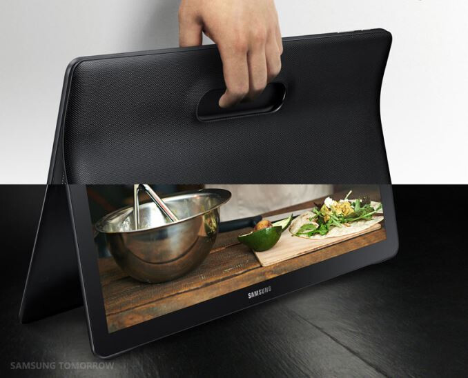 AT&T will carry the LTE Samsung Galaxy View tablet from Nov. 20th