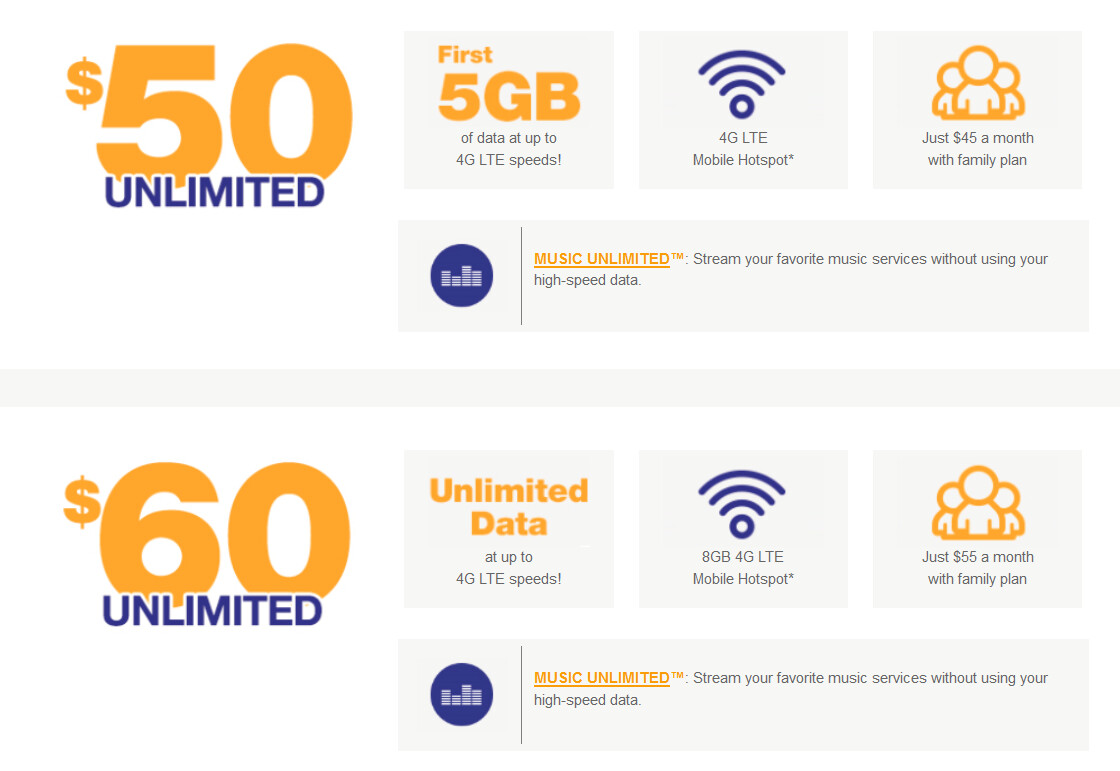 Metropcs Adds Music Unlimited And Data Maximizer For