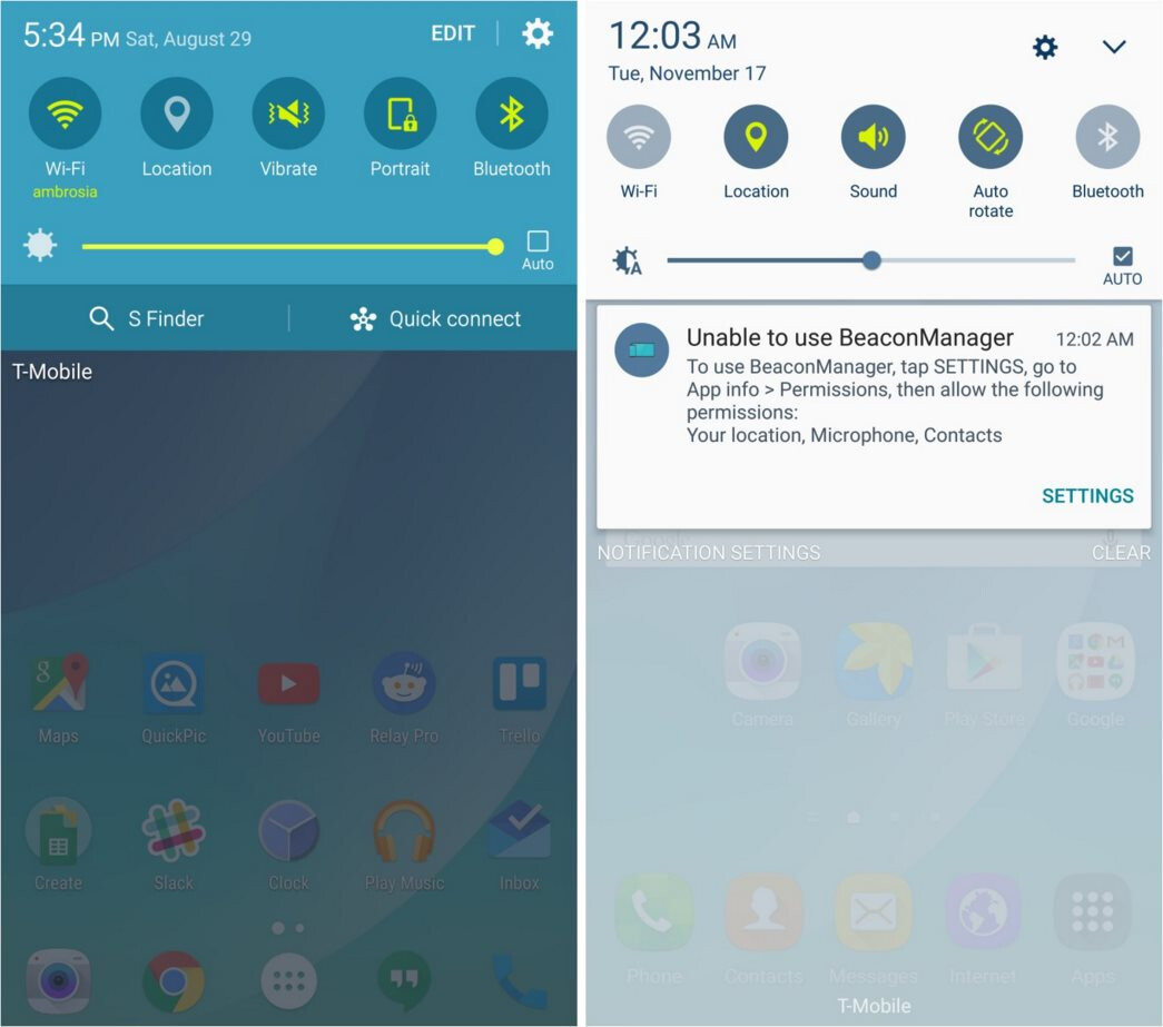 This Is How Samsung Adapted Touchwiz For Android