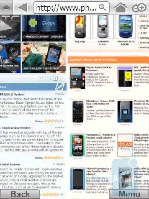Hands-on with Skyfire browser