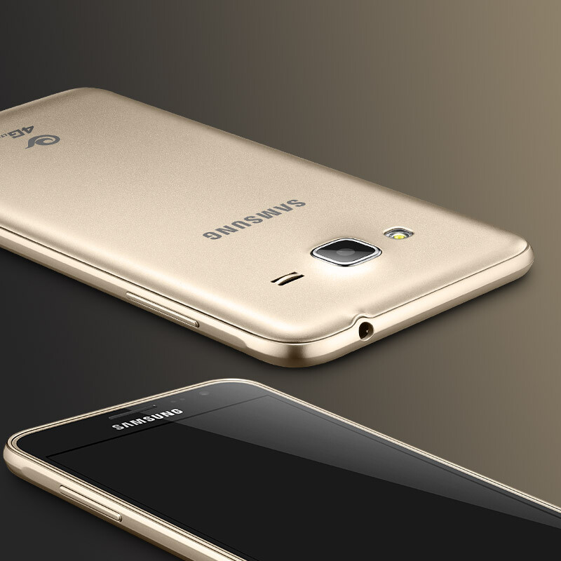 samsung launches lower end galaxy j3 6 in china. Black Bedroom Furniture Sets. Home Design Ideas