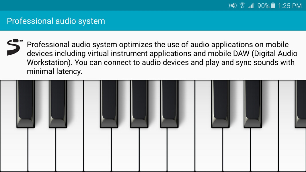 Samsung Proffessional Audio driver