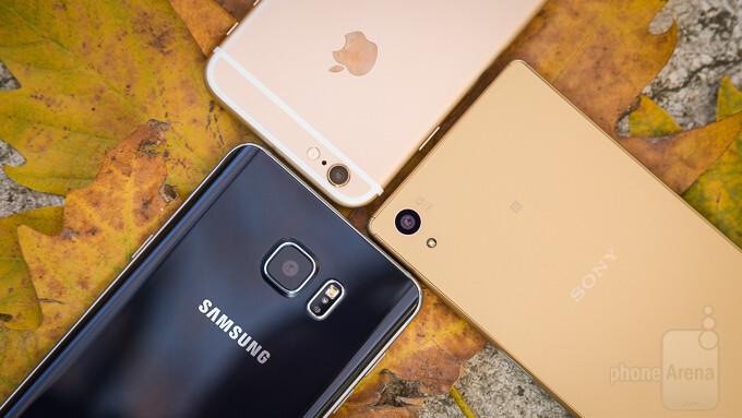 Best smartphone cameras compared: Sony Xperia Z5 vs iPhone 6s vs Galaxy Note 5