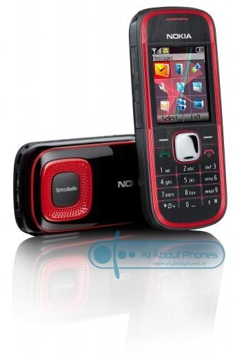 5030 XpressRadio - Nokia to introduce three new music phones at today's online event?