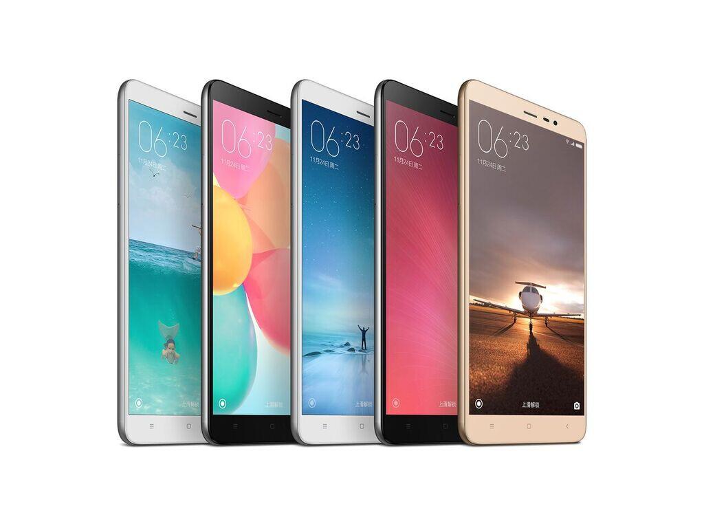شياومي تكشف النقاب عن هاتفها الذكي الجديد Redmi Note 3 2