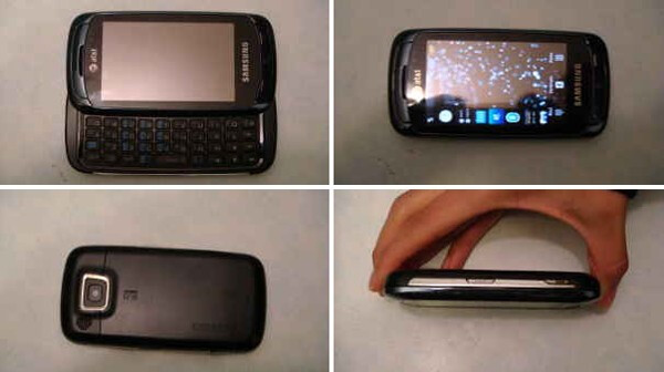 Samsung's A877 spotted on craigslist