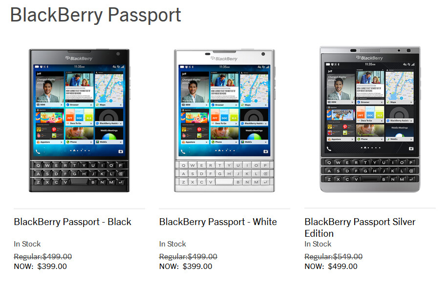 Blackberry deals black friday