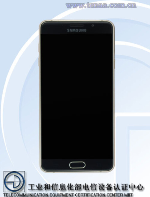The second-generation Samsung Galaxy A7 is certified in China by TENAA