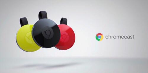 Chromecast 2.0 and Chromecast Audio