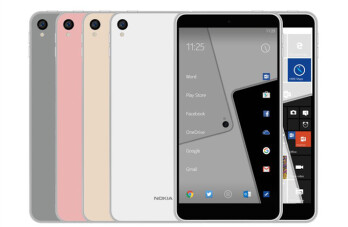 Nokia C1 image leaks, but does it have anything to do with reality?