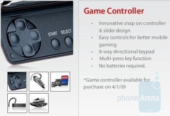 Update on Versa's game control pad