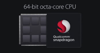 Qualcomm brought 64-bit processors to mobile devices of all sizes and prices.