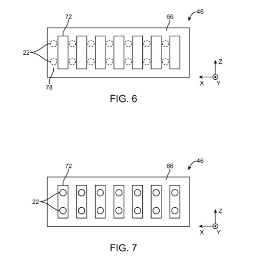 Apple applies for a patent on a system that keeps the internal components of an iPhone dry