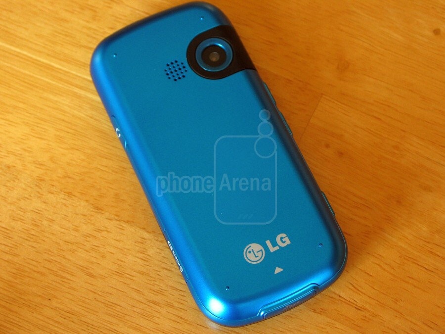 Hands on with the LG Rumor 2