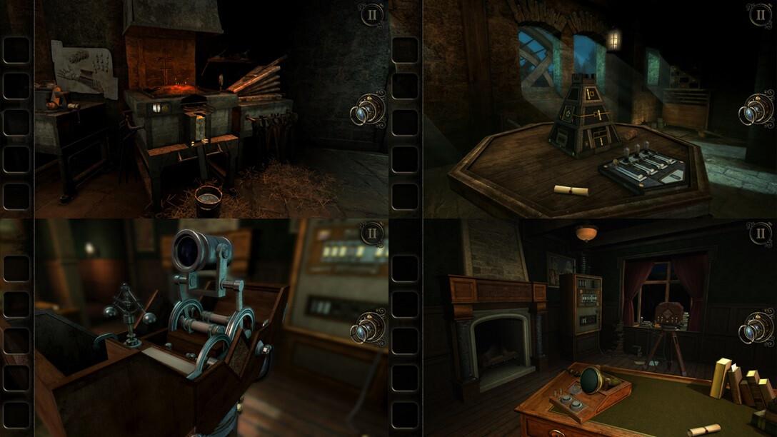 Mobile Bandit Escape Room