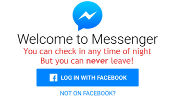 how to delete messenger on android