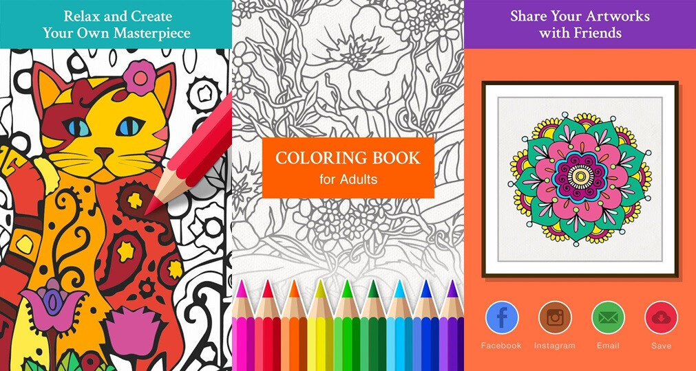 Coloring Books For Adults Article