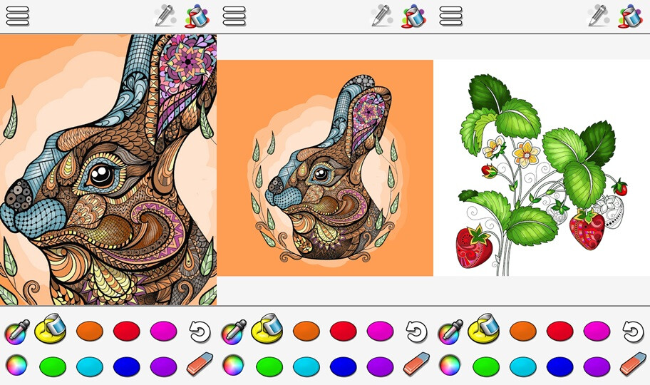 5 outstanding coloring apps for kids (and adults) - PhoneArena