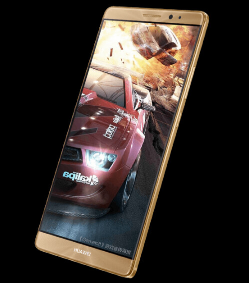You'll find the high scoring Kirin 950 chipset inside the Huawei Mate 8