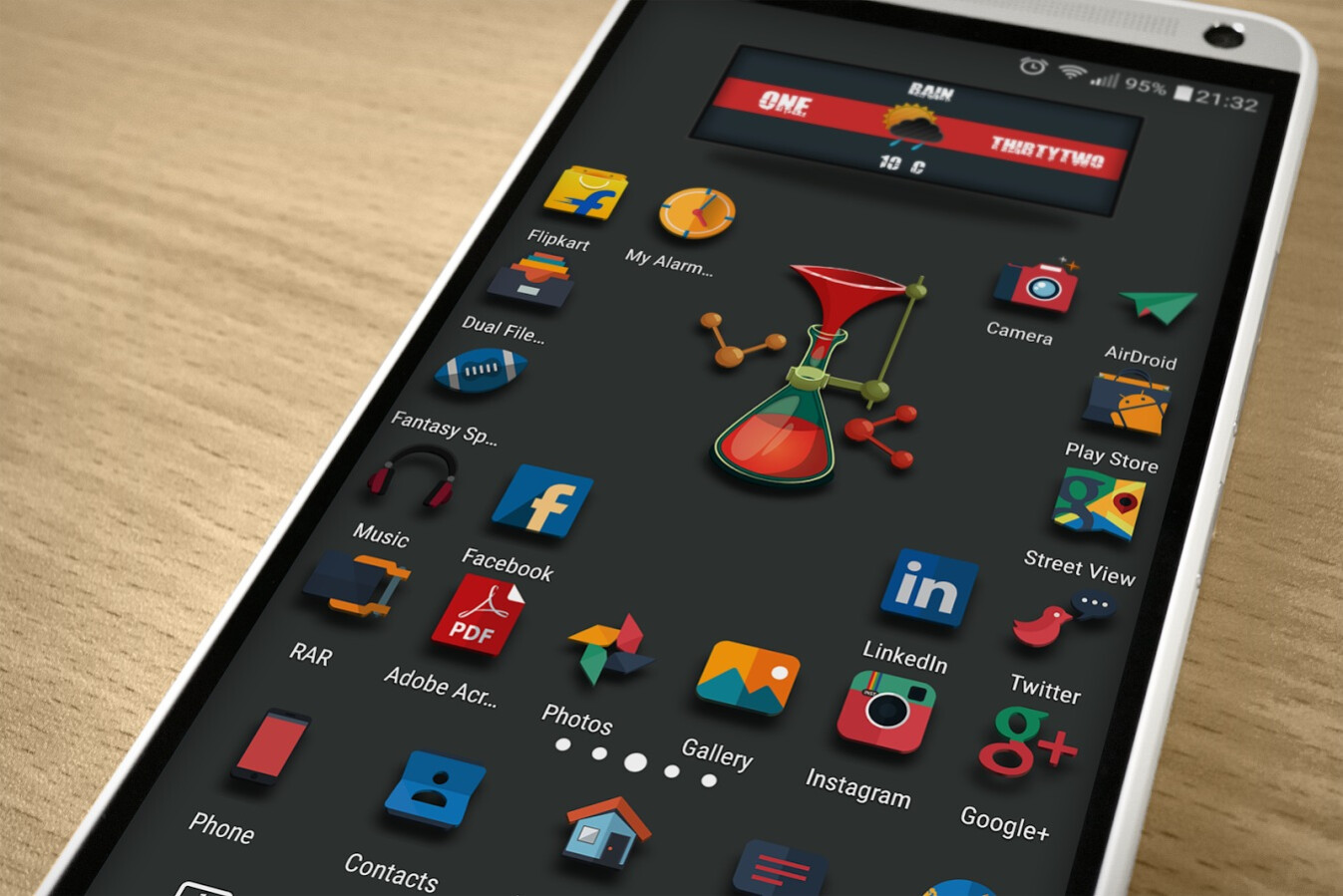best new icon packs for android december 2015