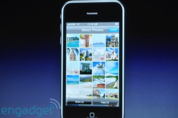 Apple previews iPhone 3.0 software
