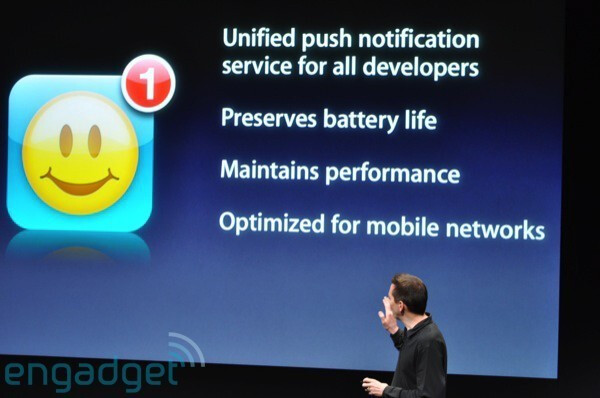 Push notifications - Apple previews iPhone 3.0 software