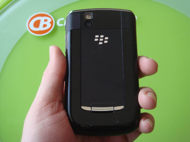The 9630 is narrower than the Bold, which should make it even handier - Fresh information on the BlackBerry Niagara