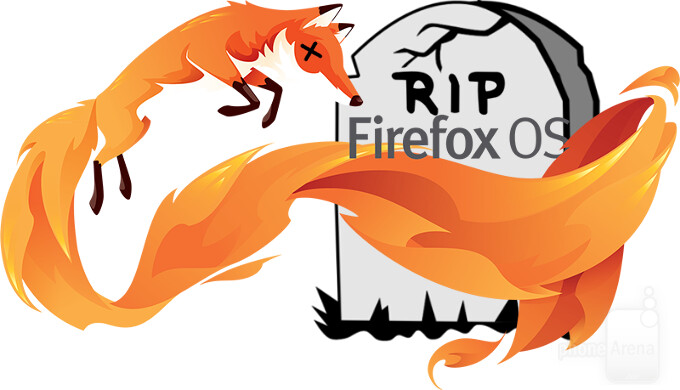 Farewell, Firefox OS! Mozilla will no longer offer Firefox OS devices through carriers