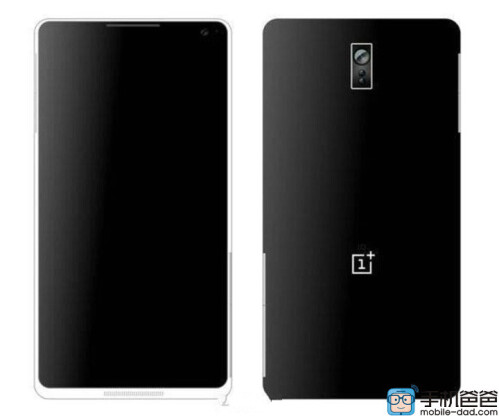Alleged OnePlus 3 renders