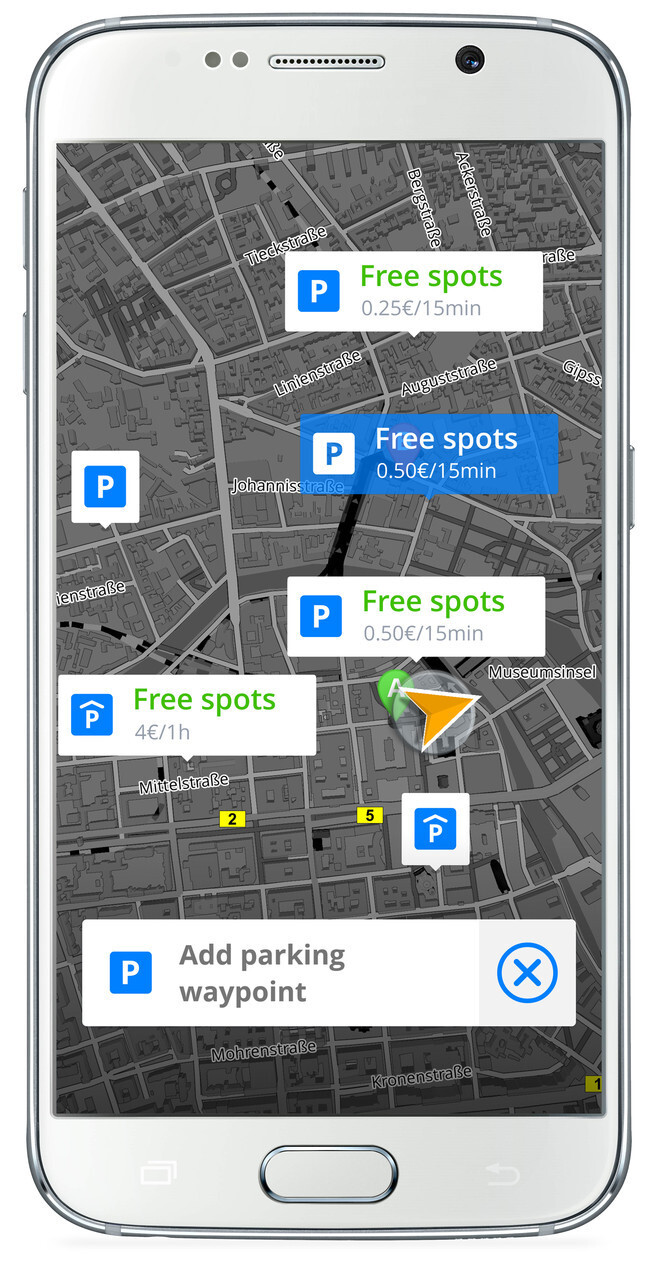 Sygic partners with Parkopedia for the ultimate in offline navigation