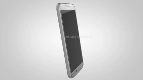 Galaxy S7 CAD renders