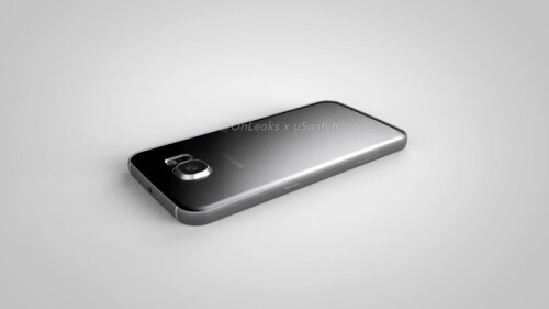 Galaxy S7 CAD renders