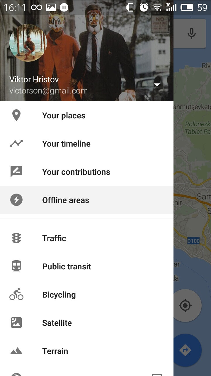 How to download offline maps with Google Maps (iPhone and ...