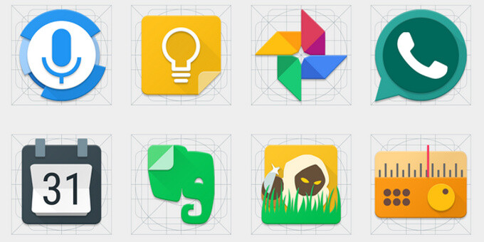 Best new icon packs for Android (December 2015) #2