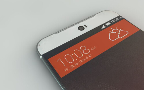 HTC One M10 concept renders