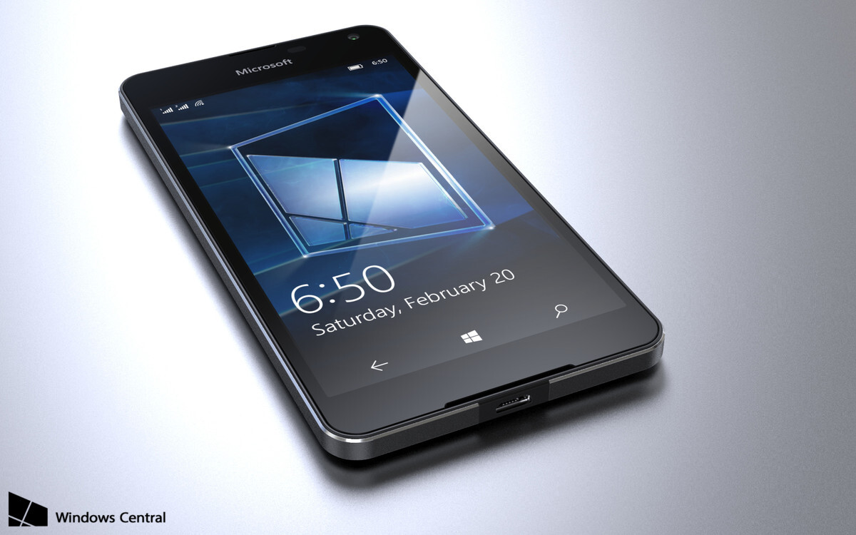 Microsoft Lumia 650 To Be Released Early Next Month Price