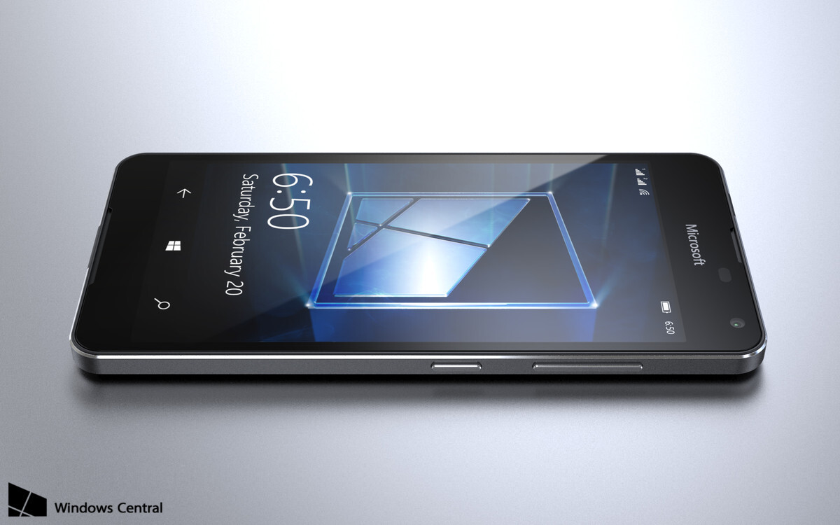 Microsoft Lumia 650 could be announced in early 2016, new ...