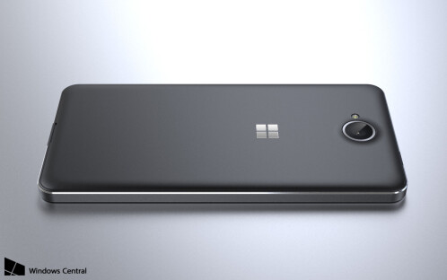 Microsoft Lumia 650 - unofficial renders