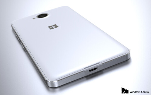 Microsoft Lumia 650 - unofficial renders by Windows Central