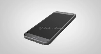 CAD render depicting what the Galaxy S7 might look like. Via @OnLeaks