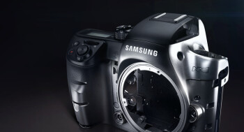 The Samsung NX1 camera has a body made of magnesium alloy