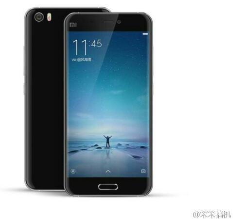 Xiaomi Mi 5 in Black