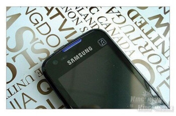 Another three Samsung models with touchscreens