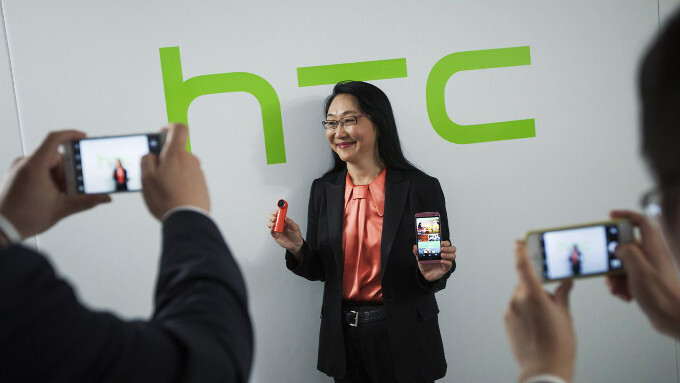 CEO Cher Wang says that HTC will never disappear from the market