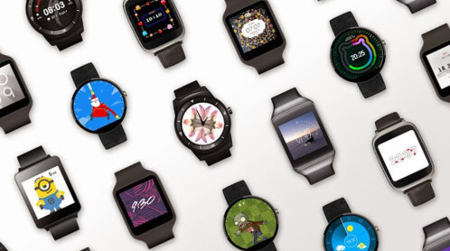 Android Wear is forced to use something other than a row of app icons
