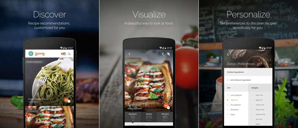 Best free cooking and recipe apps for android 2016 forumfinder Gallery