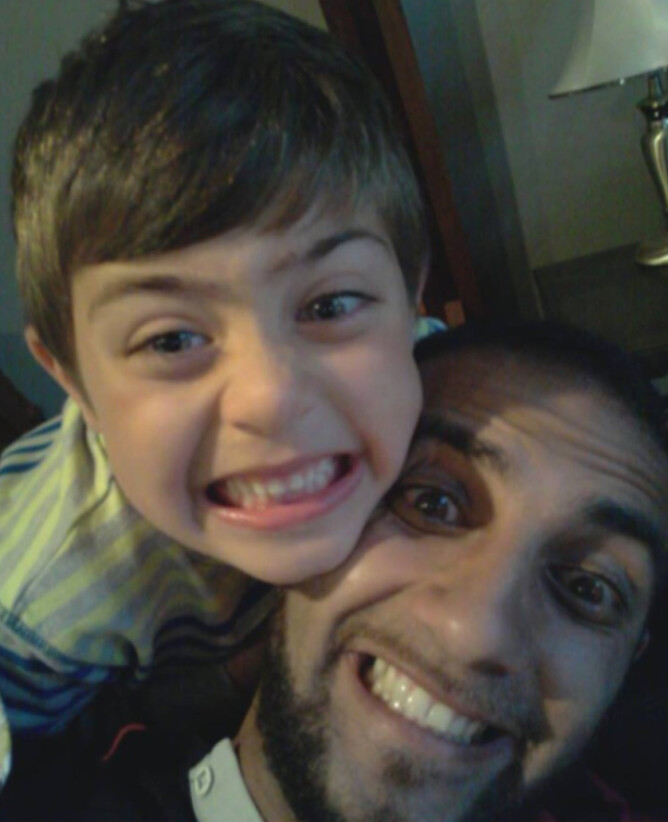 Seven-year old Faisall Shugaa spent $5900 on a single game he was playing on the iPad